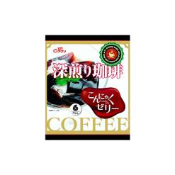 곤약 젤리 프렌치 로스트 커피 플러스 18g × 6 개