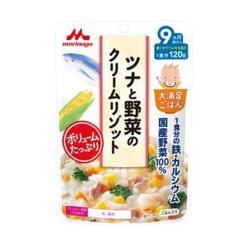 대만족밥참치와야채크림리조또120g