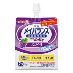 메이균형소프트젤리포도요구르트맛125ml