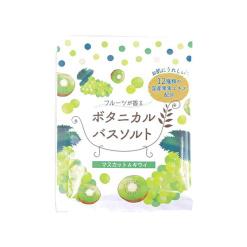 보태니컬 목욕 소금 무스카트 키위 분포 30g