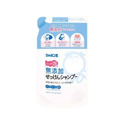 비눗 방울 무첨가 비누 샴푸 거품 타입 리필 용 420ml