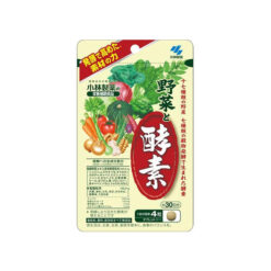 야채와 효소 120 마리
