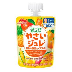 야채젤리노란색야채와과일70g