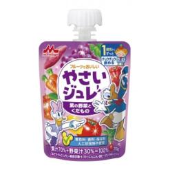 야채젤리보라색야채와과일70g