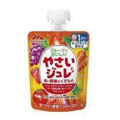 야채젤리빨간색야채와과일70g