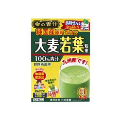 일본 약 건 금 녹즙 순수 국산 보리 새잎 22 포