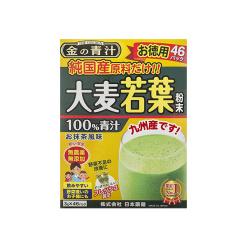 일본 약 건 금 녹즙 순수 국산 보리 새잎 46 포