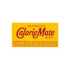 칼로리 메이트 블록 초콜릿 2입
