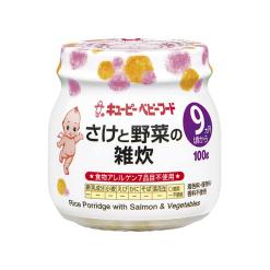 큐피이유식피해와야채죽100g