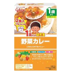 1세부터유아식야채카레85gx2