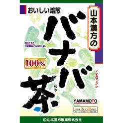 100바나바차야마모토한방3g×20포