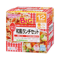 big영양마르쉐일본식런치세트닭찰밥110g스키야키풍조림80g