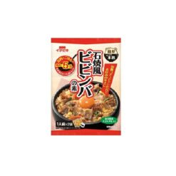 이치비키 돌솥 비빔밥 소 186g