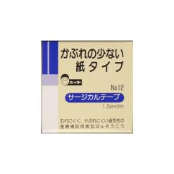 닛코 서지컬 테이프 no.12 1.2cm x 9m