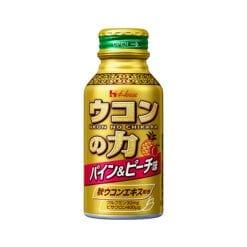 강황의 힘 파인복숭아 맛 100ml