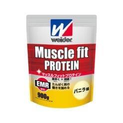 근육 맞는 단백질 바닐라 맛 900g