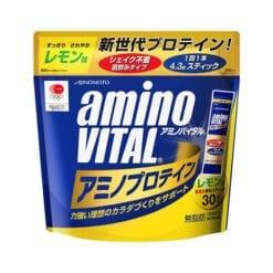 아미노 바이탈 아미노 단백질 레몬 맛 4.3g × 30 개