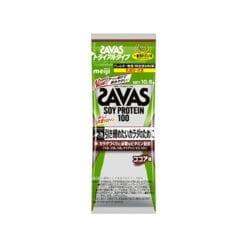 자바스 소이 단백질 100 코코아 맛 트라이얼 타입 10.5g