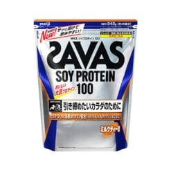 자바스 소이 프로틴 100 밀크티 맛 45 인분 945g