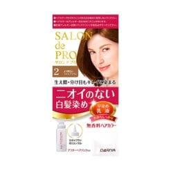 다리야 일본 살롱드프로 염색유액 2더 밝은 라이트 브라운