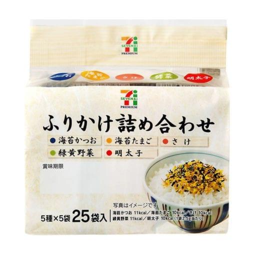 후리카케 모듬 25팩 볶음밥 주먹밥