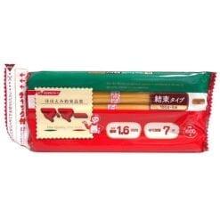 1 마마 스파게티 1.6mm 100g × 6 다발 밀봉 지퍼 포함 봉지