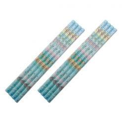 4901770632520 푸우 육각 축 연필 4 개 세트 b 2개1세트