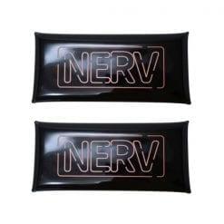 4979274175218 에반게리온 클리어 멀티 케이스 네온 nerv 2개1세트