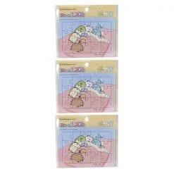 513 퍼즐 스밋코구라시 15 피스 퍼즐 3개1세트