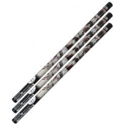 77 명탐정 코난 환축 연필 2b chair 3개1세트