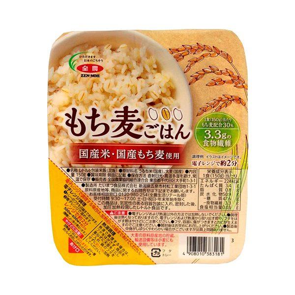 세븐일레븐 일본산 찰보리 사용 찰보리밥 150g